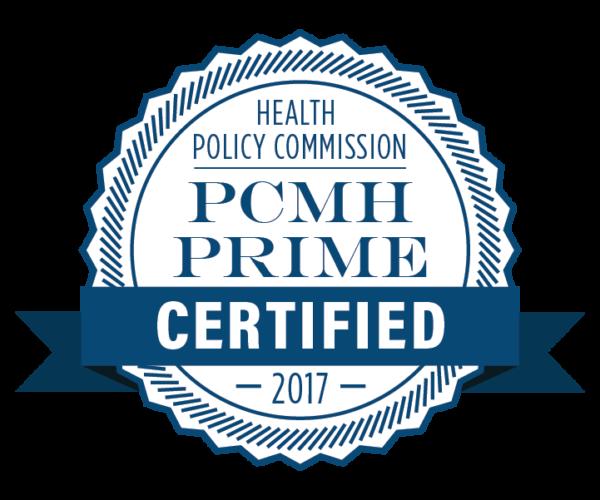 1340 Boylston St. Receives PCMH PRIME Certification