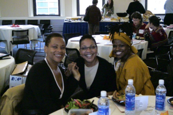 The 6th Annual Audre Lorde Cancer Awareness Brunch. 2004.