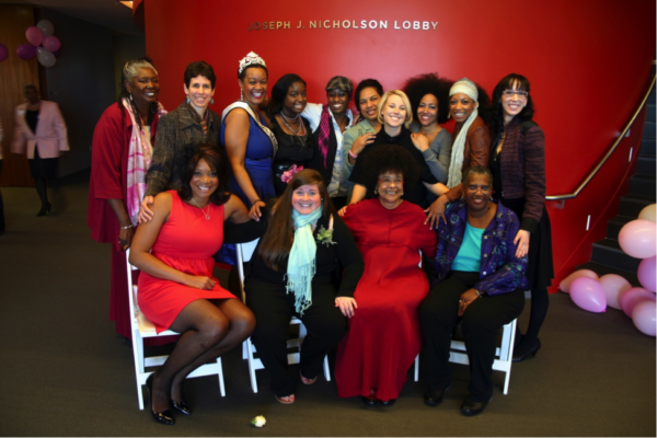 The 12th Annual Audre Lorde Cancer Awareness Brunch. 2010.