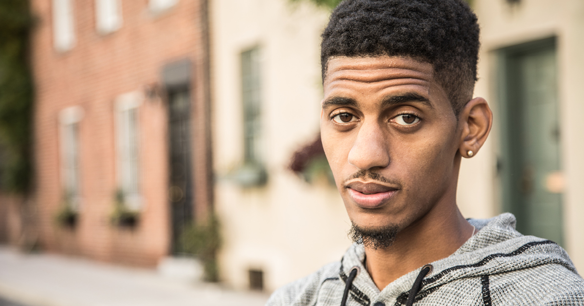 Jesse's Story: Change the Narrative. Change a Life. Support AIDS Action.
