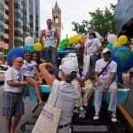 You can always catch the Fenway Health team strutting our stuff with an awesome float in the Boston PRIDE parade!