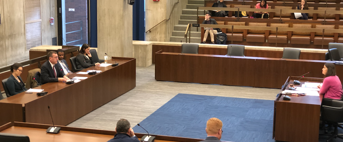 The Fenway Institute offers testimony to Boston City Council on risks of suicide among LGBT people
