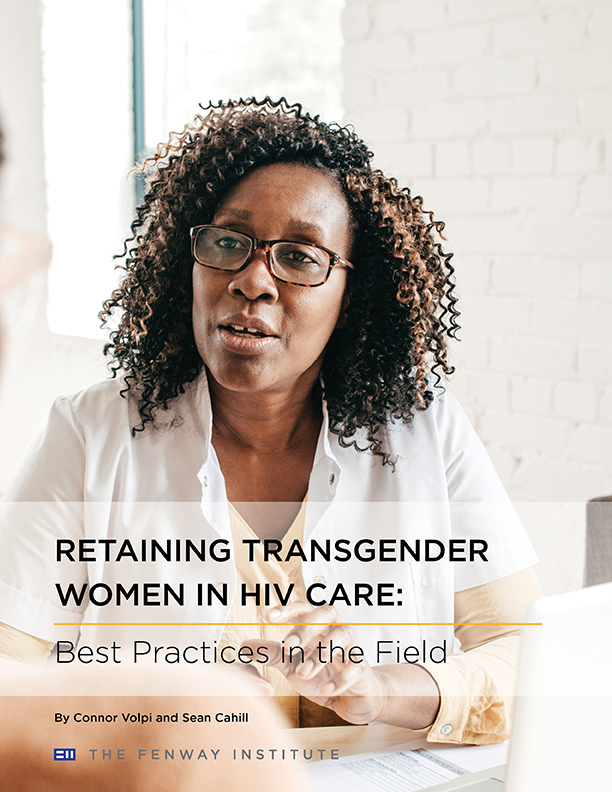 TFIR46_RetainingTransgenderWomenInHIVCare_BestPractices_cover