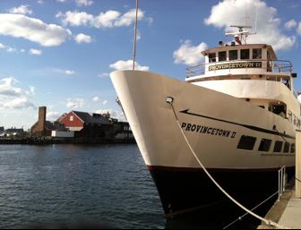Boston Spirit Cruise