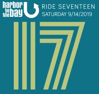 Harbor to the Bay Ride Seventeen