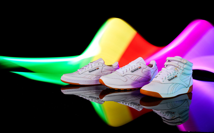 Reebok Introduces 'Pride Collection' in Honor of Pride Month; Portion of Proceeds Benefit Fenway Health